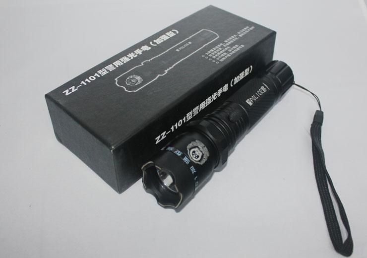 警用强光手电(加强型)电击棍 zz-1109 电击棍 防身电击棍